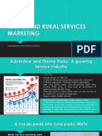 Urban and Rural Services Marketing