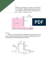 Sluice Gate (Fluid Mechanics)