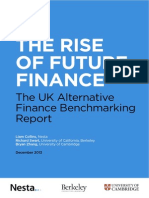 The Rise of Future Finance UK 2013