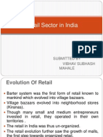 Q4Retail Sector in India