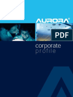 Aurora Corporate Profile 2009