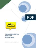 Rodríguez Canillas, Alejandro - Práctica Voluntaria - Tutorial Witty Comics