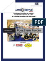 AutoServe 2012 Post Event Report 2