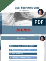 Wireless LAN-WAN Review