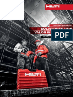 Catalogue HILTI 2014