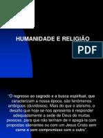 Aula 10 - Humanidade e Religião