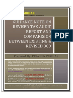730695 63646 Guidance Note on Revised Tax Audit Report