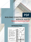 Service Ducts