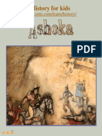 Ashoka the Great - Kings of India – Mocomi.com