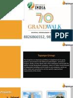 Tapasya 70 Grand Walk | Tapasya 70 Grand Walk Gurgaon | Tapasya Retail Stores