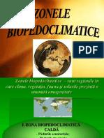 Zone Biopedoclimatice