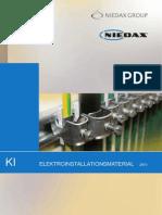 Niedax KI 2010 Komplett