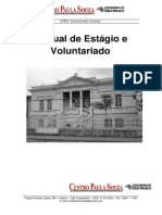 Trab Voluntario Manual Estagio e Trabalho Voluntario