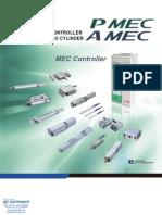 IAI PMEC AMEC Controller Catalog