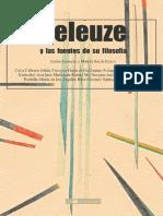 Deleuze y Las Fuentes de Su Filosofía (2014)