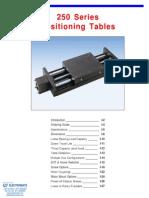 Lintech 250series Catalog