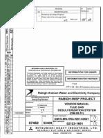 DM16 MN HRA RB1 60601 R1 001of202 FGD Equipment Spec