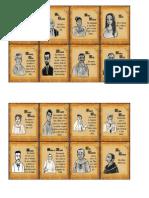 El Filibusterismo(Characters)