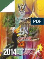 Sarawak Government Almanac 2014