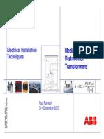 Transformer Vector Technic