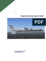 Dash8-Q400Manual