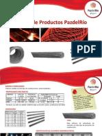 Catalogo de Productos Paz Del Rio