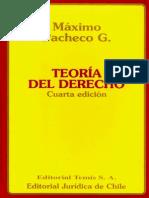 Teoria Del Derecho_maximo Pacheco