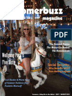 BoomerBuzz Magazine July August 2014