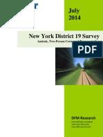 NY-19 Rail Survey 0714