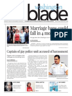 Washingtonblade.com, Volume 45, Issue 32, August 8, 2014