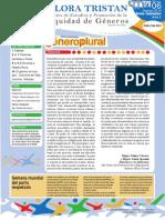 Revista Nº6 El Género en Plural_ Agosto 2014