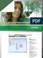 Webware - Der neue ERP-II-Standard im Internet