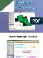 Inventor Design Exercise 2 - F1 CAR