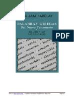 Barclay Palabras Griegas Del NT[1]