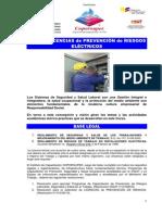 PLAN Licencias de Prevención de Riesgos Eléctricos