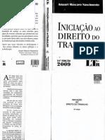 Amauri Mascaro Nascimento - Iniciação Ao Direito Do Trabalho (DIR210UBC) (2009)