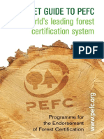A Pocket Guide to PEFC