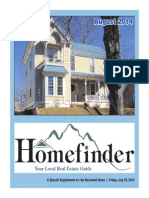 McDowell News Homefinder August Edition