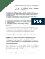 Medicos Especialistas en La Voz