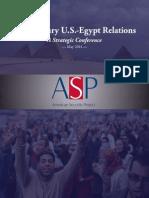 21st Century U.S.-Egypt Relations