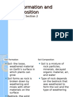 7-2 Soil Formation and Composition