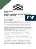 MPAA release