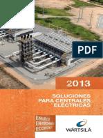 Soluciones Para Centrales Eléctricas 2013