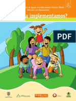 Cartilla Discapacidad 4 Parte 1 - Implementacion