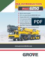 Grove GMK 6250