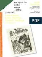 AAVV Estructuras Agrarias y Movimientos Campesinos en América Latina (1950- 1990)