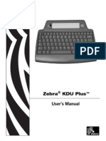 s4m service manual computer hardware technology rh scribd com Zebra S4M Printer Help Zebra S4M Printer Help
