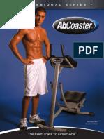 Ab Coaster Pro Guide