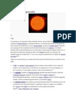 Caracteristicas Solar