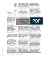 1998 Issue 2 - The Future of the Christian Family - Counsel of Chalcedon